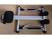 Carl Lewis Rowing Machine
