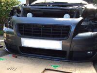 Volvo C30 pre facelift grill