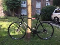 Genesis Day One Alfine Di2 2014 Cyclocross Road Bike 58 cm