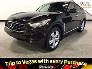 2011 Infiniti FX35 CLEAN CARPROOF, HEATED/COOLED SEATS, POWER...
