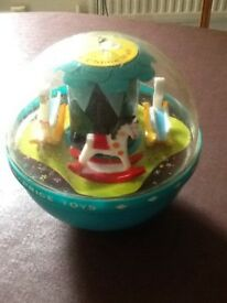 Roly Poly Chime ball - Fisher Price