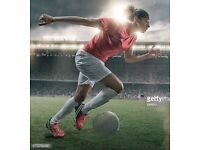 Get FIT, have FUN and join our women's FOOTBALl club