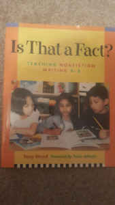 Set of 3 books - teaching resources for K-5
