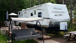 Travel Trailer / Roulotte for sale:  Coachman Catalina (32BHDS)