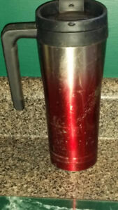 Tim Horton's Thermal Traveling Mug