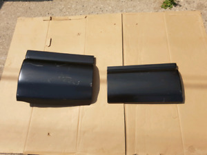 S10/Sonoma cab corner and rear door panels - Extended cab