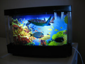 AQUARIUM NIGHT LIGHT