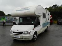 Rimor Superbrig 678 Family Layout 7 Berth Motorhome with 6 Travelling Belts