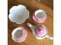 Cherry Blossom Tea Pot Set 6 pieces