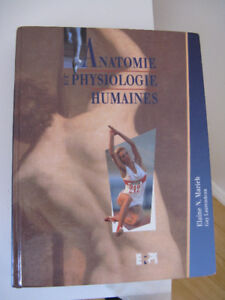Anatomie et physiologie humaines, et Biologie Campbell