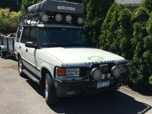 1998 Land Rover Discovery se 7 Other