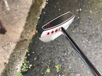 Scotty Cameron Red X Putter
