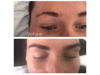 Highly Denfined Eyebrows- MODELS WANTED - BOOK CONSULTATION NOW