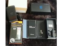 Samsung galaxy S8 plus extra accessories