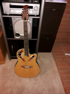 Maestro 8 String Acoustic/Electric