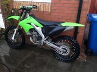 KX250f 2009 - quick sale. not YZ, CR or RMZ