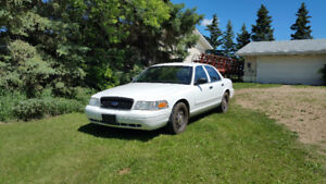 2009 Ford Crown Victoria Police Interceptor, flexible pricing