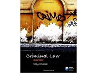 Criminal Law Directions 3rd edition (Directions series) *with a freebee*