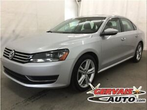 Volkswagen Passat Comfortline Sport Cuir Toit Ouvrant MAGS 2012