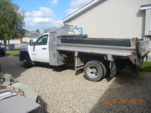 2008 Chevrolet Silverado 3500 grey Other