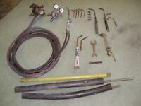 Gas Welding Torches and Cutting Torch and Accessories