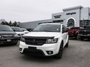2016 Dodge Journey SXT V6 BLACKTOP PACKAGE