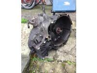Zafira gsi gear box