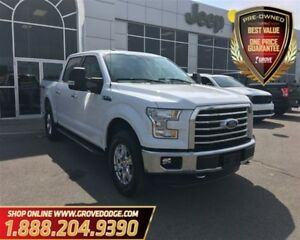 2016 Ford F-150 XLT  Trailer Two Mirrors  Cloth  Navigation  Bac