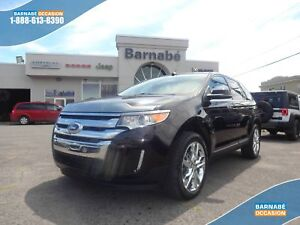 FORD EDGE LIMITED+AWD+GPS+TOIT PANO+CUIR