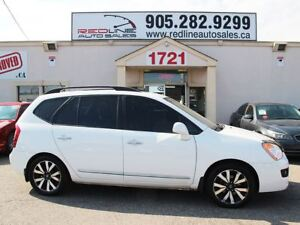 2010 Kia Rondo 7 Passenger, Leather, WE APPROVE ALL CREDIT