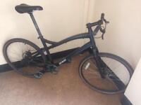 Specialized globe centrum single speed hybrid bike