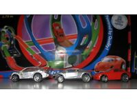 Darda model car race set
