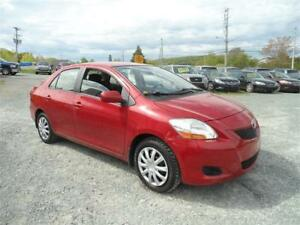2009 Toyota Yaris WITH A/C AND POWER WINDOWS ! RUST FREE