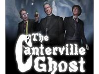 Don't Go Into The Cellar present: The Canterville Ghost