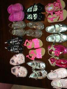 Size 4 toddler girl shoes