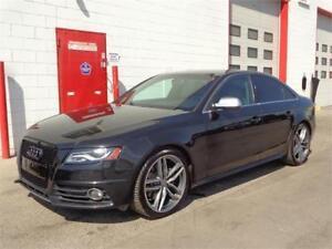 2010 Audi S4 Premium ~ 6 Speed ~ 117,000kms ~ $21,900