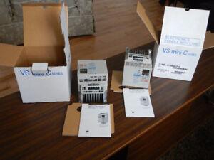 Yaskawa Ultra Compact Digita Inverters. 230V 3ph