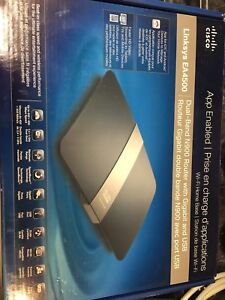 Cisco Linksys EA4500 Dual-Band N900 Router