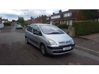 CITROEN PICASSO RECENTLY SERVICED!!!