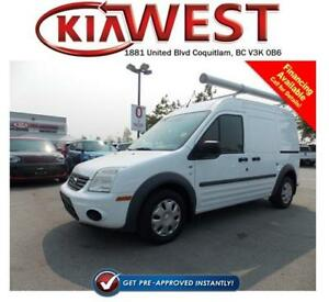 2012 Ford Transit Connect XLT w/Rear Door Glass