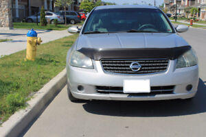 2005 Nissan Altima 2.5 SL Sedan for sale AS IS + 2 Winter Tires
