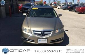 2008 Acura TL. SPORTY PREMIUM SEDAN! BLUETOOTH AND MUCH MORE!
