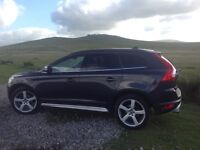VOLVO XC60 D5 R Design AWD. Very Low Milage High Spec Example.