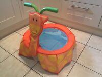 ELC Kids Giraffe Indoor Trampoline