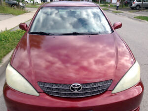 Toyota Camry Sedan (2003) for SALE!!