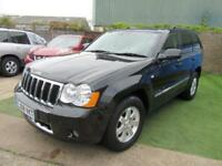 2008 Jeep Grand Cherokee 3.0 CRD S Limited Station Wagon 4x4 5dr