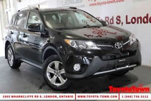 2015 Toyota RAV4 XLE MOONROOF ALLOYS BACKUP CAMERA