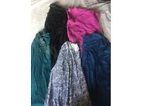 Bundle of size 20 clothes
