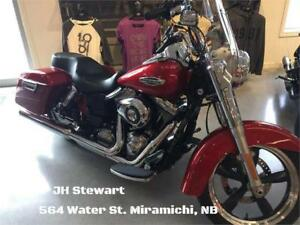 2013 Dyna Switchback FLD103