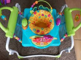 FISHER PRICE First Steps Jumperoo REDUCED